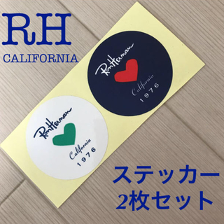 ロンハーマン(Ron Herman)のRon Herman ロンハーマン RHC シール ステッカー 2枚セット(その他)