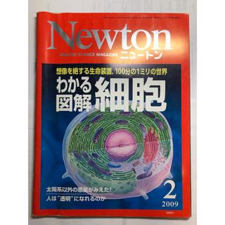 Newton (ニュートン) 2009年 02月号 (7/25値下げ)(専門誌)