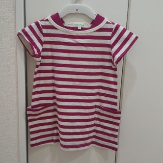 サンカンシオン(3can4on)のTシャツ 女の子 110cm(Tシャツ/カットソー)