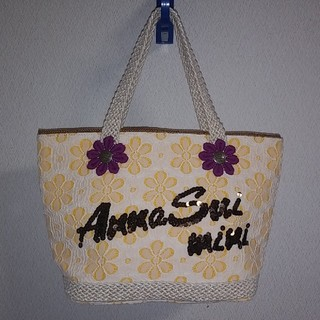 アナスイミニ(ANNA SUI mini)のお値下げ⭐ANNA SUI mini ⭐ お洒落なトートバッグです(^o^)/(トートバッグ)