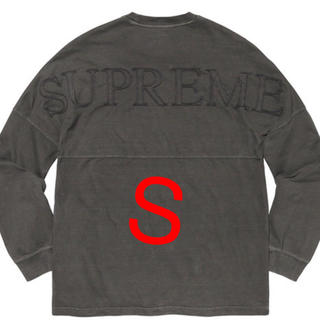 シュプリーム(Supreme)のsupreme Overdyed L/S Top (Tシャツ/カットソー(七分/長袖))