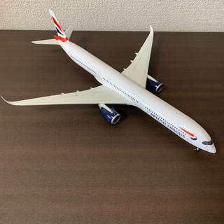 Gemini製British airways A350X 飛行機模型 1/200(航空機)