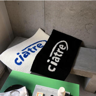 ビームス(BEAMS)のciatre rug square black(その他)