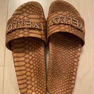 イエローブーツ(Yellow boots)のyello shoes yelloshoes サンダル(サンダル)