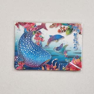 美ら海水族館 マウスパッド(オフィス用品一般)