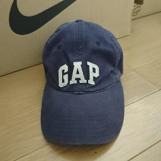 ギャップ(GAP)のGAP ネイビー キャップ  メンズ S/M (キャップ)