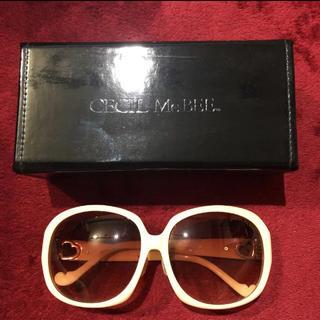 セシルマクビー(CECIL McBEE)のCECIL Mc BEE サングラス(サングラス/メガネ)