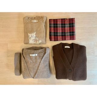 ニコアンド(niko and...)のレディース  洋服セット(ニット/セーター)