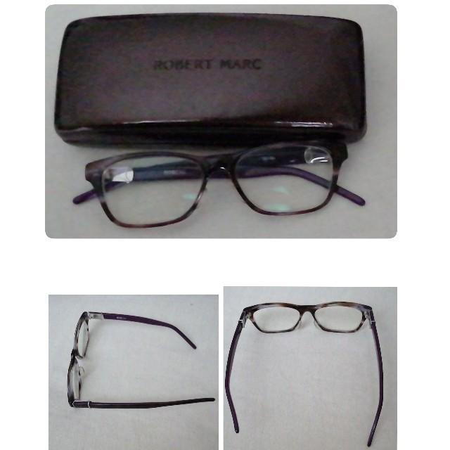 Ayame(アヤメ)のROBERT MARC ロバートマーク メガネ 眼鏡 フレーム サングラス レディースのファッション小物(サングラス/メガネ)の商品写真