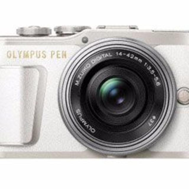 OLYMPUS(オリンパス)のOLYMPUS オリンパス PEN E-PL9  EZレンズキット 新品 スマホ/家電/カメラのカメラ(コンパクトデジタルカメラ)の商品写真