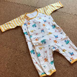 コンビミニ(Combi mini)のパジャマ(70ー80)(パジャマ)