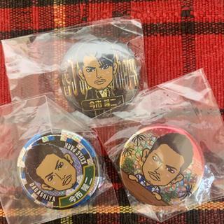 サンダイメジェイソウルブラザーズ(三代目 J Soul Brothers)の今市隆二♡缶バッチセット(その他)