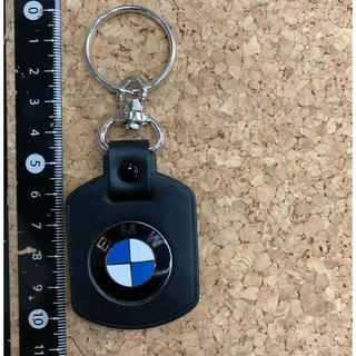 ビーエムダブリュー(BMW)の新品 BMW 正規品 レザーキーホルダー(車外アクセサリ)