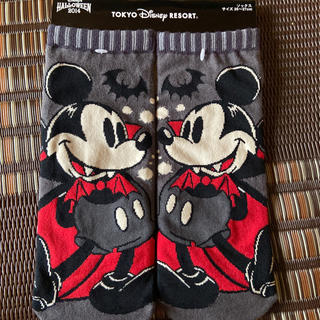 ディズニー(Disney)の2014ハロウィンディズニー靴下 メンズ25〜27(ソックス)