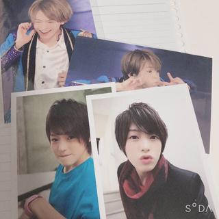 ジャニーズジュニア(ジャニーズJr.)のTravisJapan 松倉海斗 写真4枚 +デタカ(アイドルグッズ)