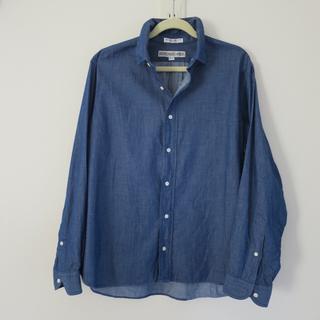 インディヴィジュアライズドシャツ(INDIVIDUALIZED SHIRTS)のフレームワーク INDIVIDUALIZED SHIRTS ビッグシャツ(シャツ/ブラウス(長袖/七分))