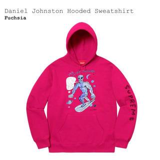 シュプリーム(Supreme)のSupreme Daniel Johnston Sweatshirt XL(パーカー)