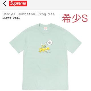 シュプリーム(Supreme)のSサイズ Daniel Johnston Frog Tee (Tシャツ/カットソー(半袖/袖なし))