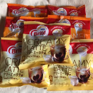 Nestle - ネスレ ブライト キャラメルラテ クリーミーラテ