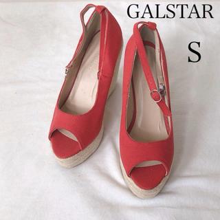 ギャルスター(GALSTAR)のギャルスター ⭐︎レッド⭐︎サンダル⭐︎ヒール高(サンダル)