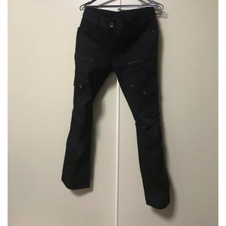 5351 POUR LES HOMMES - 5351プールオム パンツ ブラック‼️AW