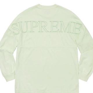 シュプリーム(Supreme)の【L】Supreme Overdyed L/S TOP MINT(Tシャツ/カットソー(七分/長袖))