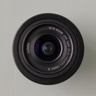パナソニック(Panasonic)の新品未使用 LUMIX G VARIO 12-32mm/F3.5-5.6(レンズ(ズーム))