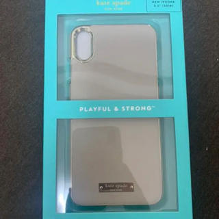 ケイトスペードニューヨーク(kate spade new york)のiPhoneケース(モバイルケース/カバー)