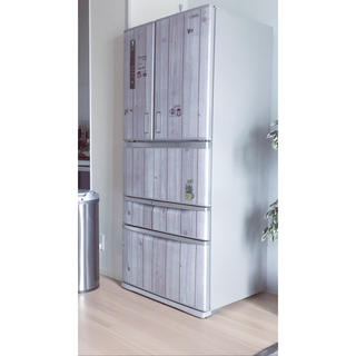 トウシバ(東芝)のGR-D47F 東芝 冷蔵庫 6ドア 471L(冷蔵庫)