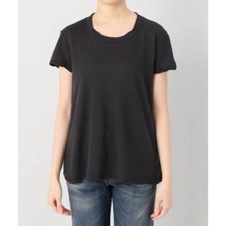 アパルトモンドゥーズィエムクラス(L'Appartement DEUXIEME CLASSE)のMEO様専用 JAMES PERSE BOY T-SH  Tシャツ ブラック(Tシャツ(半袖/袖なし))