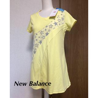 ニューバランス(New Balance)のNB ニューバランス チュニック黄 S(ウェア)