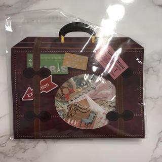 アンティーク 切手 シール ステッカー プチピースシール(シール)