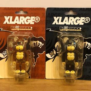 エクストララージ(XLARGE)のベアブリック XLARGE(その他)