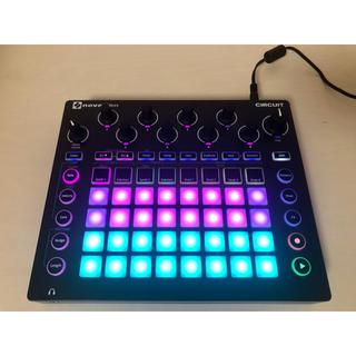 コルグ(KORG)のNovation Circuit グルーヴボックス(音源モジュール)