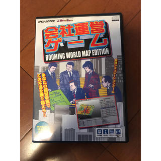 マイクロソフト(Microsoft)の会社運営ゲーム CD ROM(PCゲームソフト)