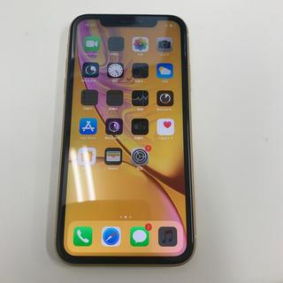 アイフォーン(iPhone)のiPhoneXR 64 22557(スマートフォン本体)
