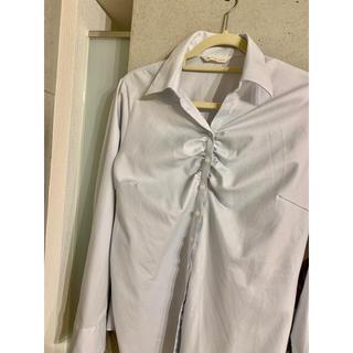 アオヤマ(青山)の洋服の青山 ブラウス Yシャツ(シャツ/ブラウス(長袖/七分))