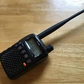 アイコム icom ic-r5 ハンディレシーバー 値下げ(アマチュア無線)