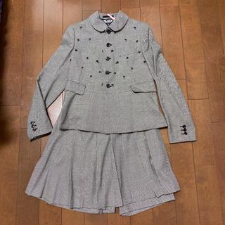 ブラックコムデギャルソン(BLACK COMME des GARCONS)のBLACK COMME des GARCONS  キュロットスーツ  (スーツ)