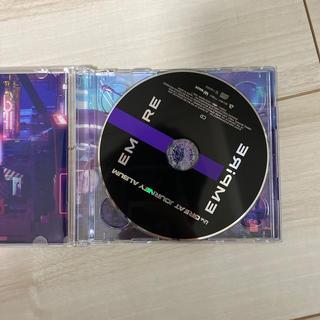 エンパイア(EMPIRE)のEMPiRE the great gourney album CDLIVEDVD(ミュージック)