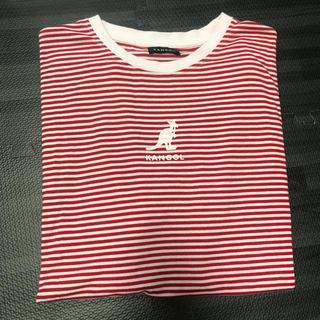カンゴール(KANGOL)の【KANGOL】専売値下げ!ビッグシルエットTシャツ(Tシャツ(半袖/袖なし))