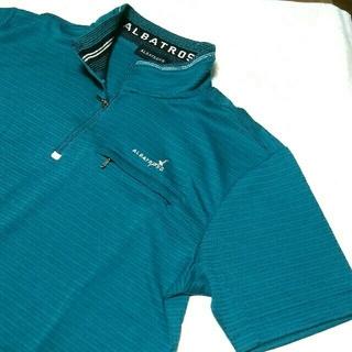 アルバトロス(ALBATROS)のメンズ 半袖 ポロシャツ L 紳士 アルバトロス ALBATROSS(ポロシャツ)