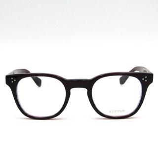 ワンエルディーケーセレクト(1LDK SELECT)の新品 EYEVAN アイヴァン 19SS Womack ウーマック (サングラス/メガネ)