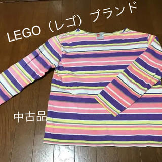 レゴ(Lego)のLEGOレゴ好きの方に ロンT レディースMサイズお子さまでもOK ユーズド(Tシャツ(長袖/七分))