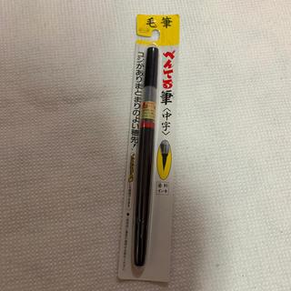 ペンテル(ぺんてる)の筆ペン(書道用品)