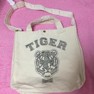 TIGER 2wayバッグ(ショルダーバッグ)