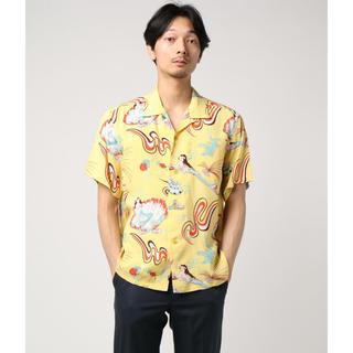 ビームス(BEAMS)の✨新品✨  BEAMS × SUNSURF コラボ 半袖シャツ アロハシャツ(シャツ)