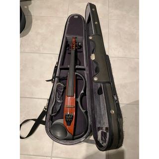 【berman様専用】YAMAHA ヤマハ サイレントバイオリン SV-100(ヴァイオリン)
