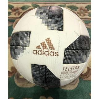 アディダス(adidas)のテルスター18 公式球 5号(ボール)