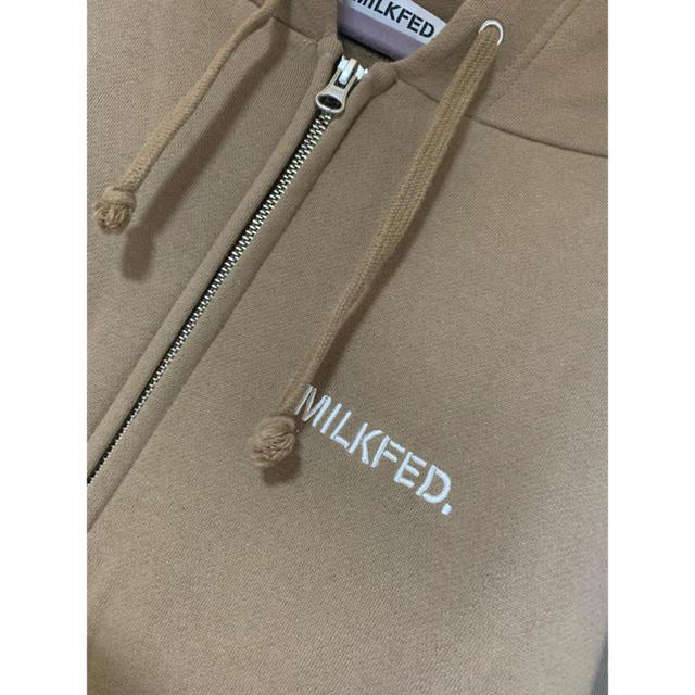 MILKFED.(ミルクフェド)のMILKFED.パーカー レディースのトップス(パーカー)の商品写真